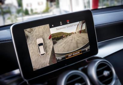 Sistem 4 kamer s 360-stopinjskim pogledom vozila in oklice - naslednji velik korak k varnosti