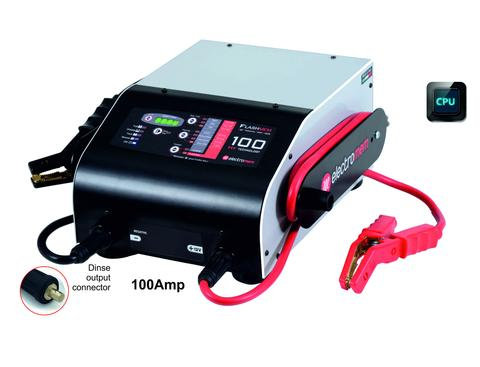Electromem Flashmem 100 Battery Charger