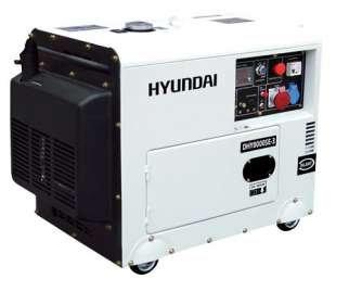Agregat DHY8000SE-3 6,3 kW Diesel