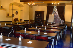 Salon Azul - Conference Style
