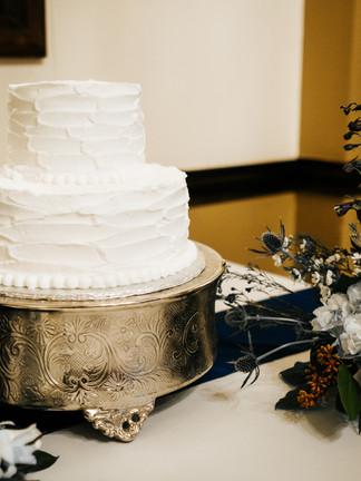 Silver Cake Base