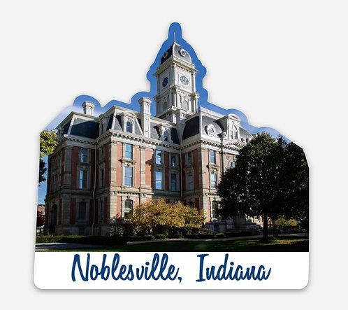 Noblesville, Indiana Magnet