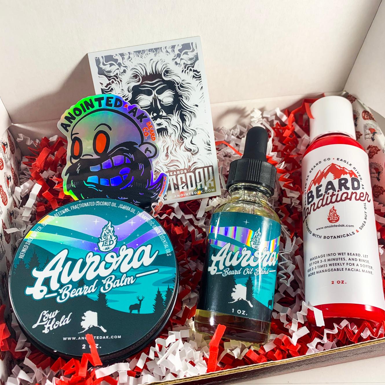 Beard Oils Made In Alaska Anointed Ak