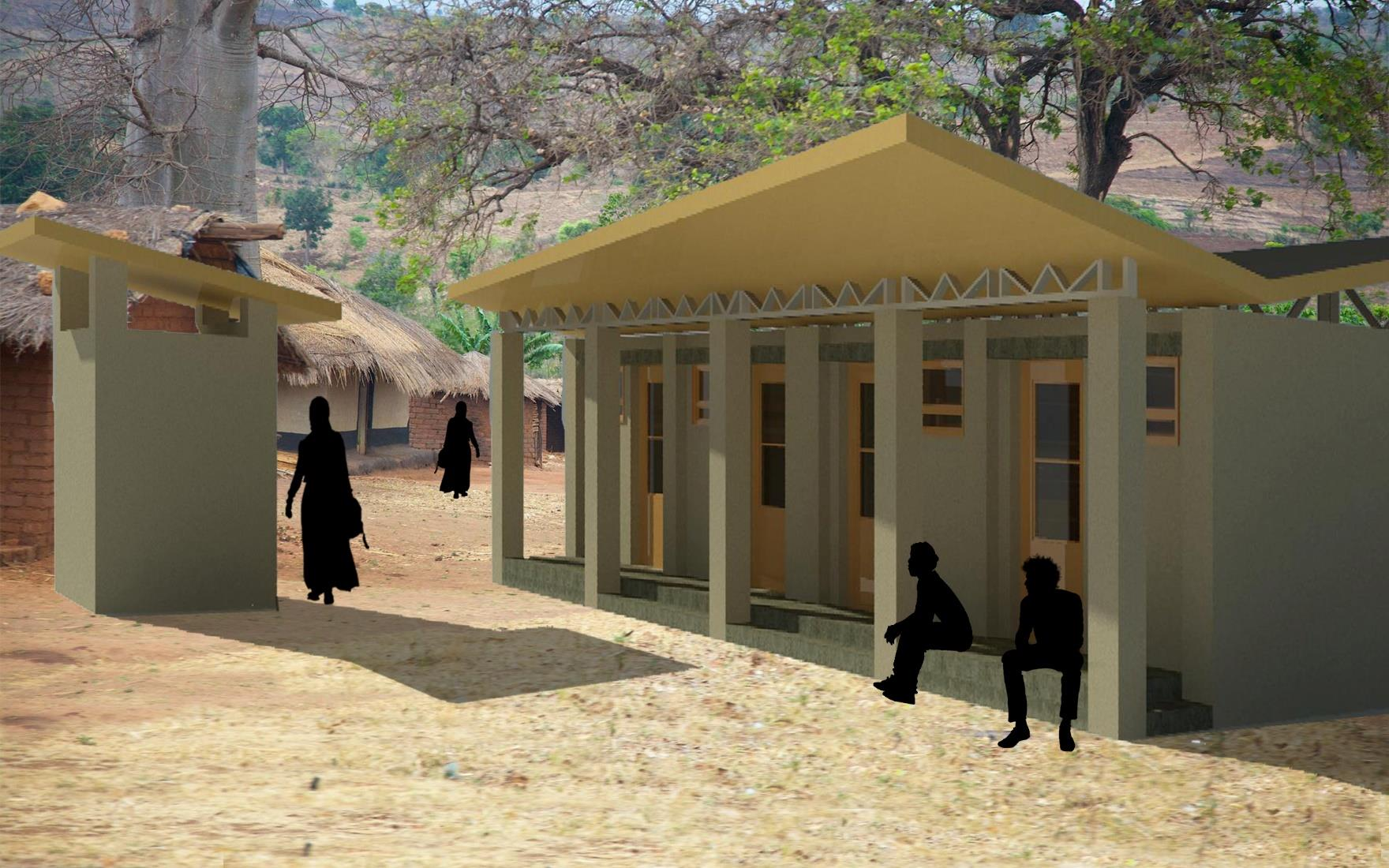 access housing africa prototype