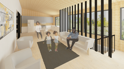 the NEW (net-zero energy workforce) house