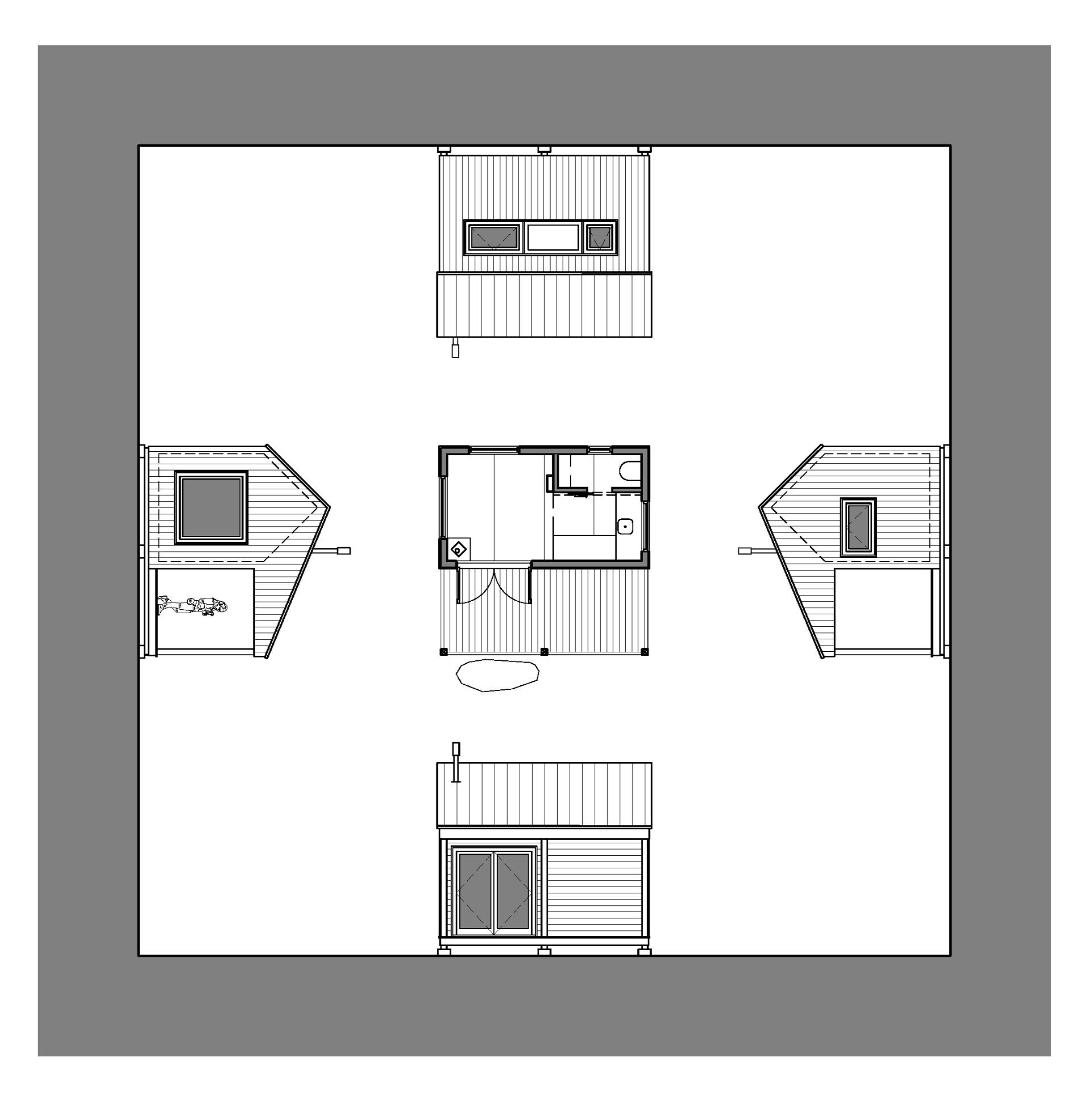 places to sit studio