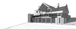 village residence addition