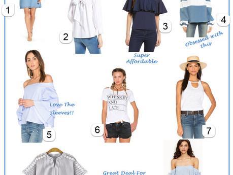 BLUE AND WHITE CRUSH | lust list