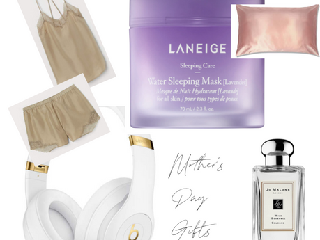 MOTHER'S DAY GIFT IDEAS | lifestyle
