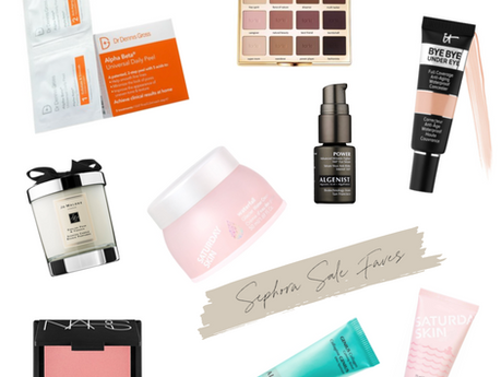 SEPHORA SALE FAVES | beauty