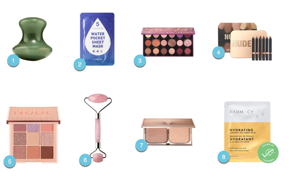 gift guide for makeup lovers