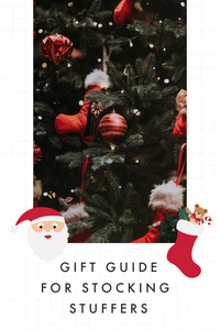 gift guide for stocking stuffers 2019