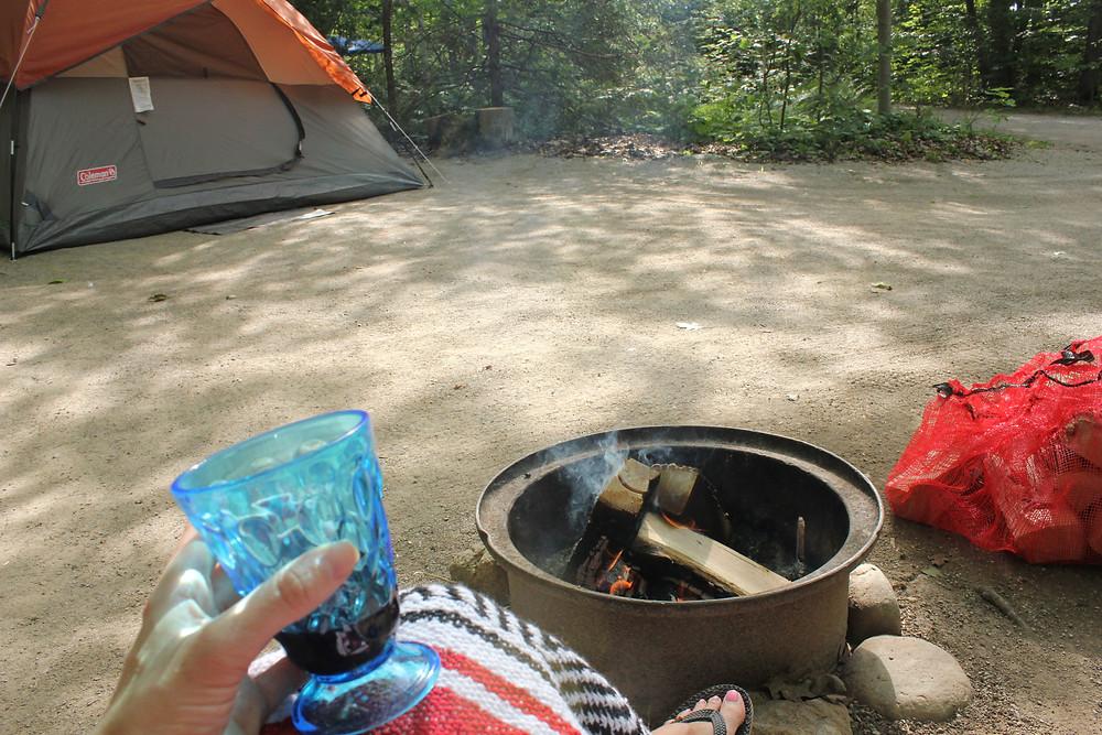 camping snacks