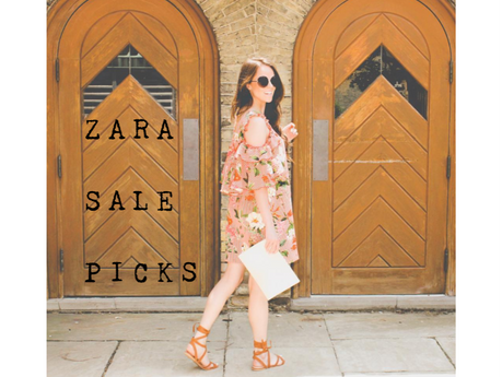 MY ZARA SALE PICKS | fashion