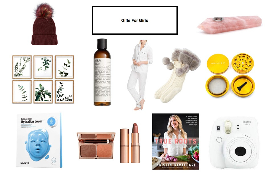 gifts for girls 2018
