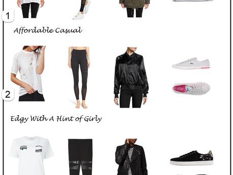 ACTIVE STREET WEAR | fashion roundup