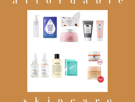AFFORDABLE HIGH-END SKINCARE PRODUCTS | friyay affordable