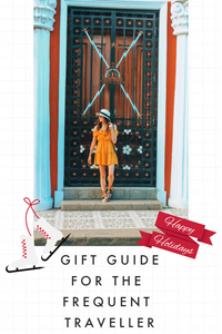 gift guide for the frequent traveller