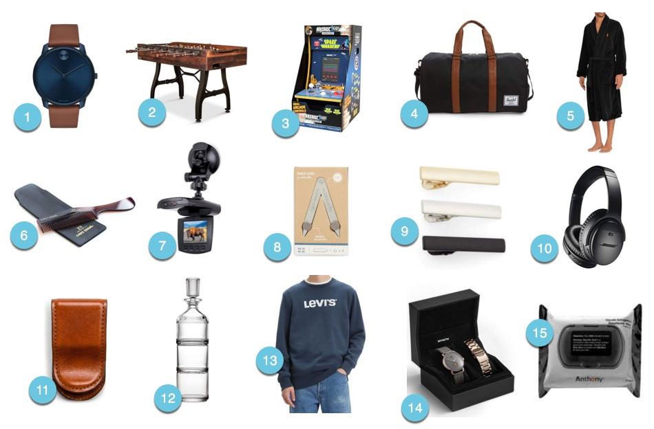 gift guide for men 2019