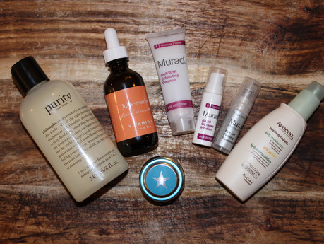 FRESH FACED IN YOUR 30'S | my skincare