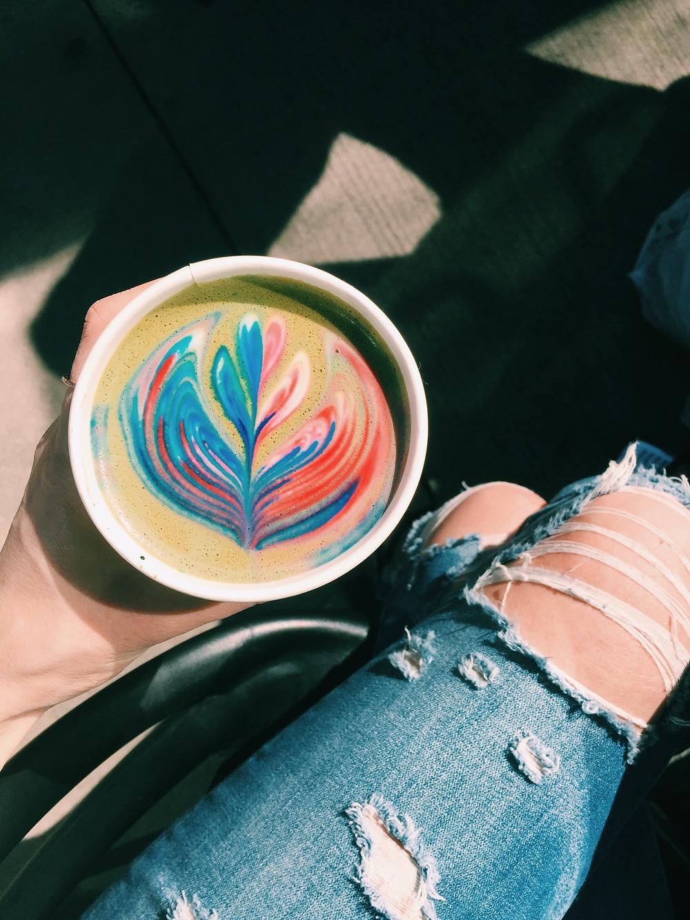 versus coffee