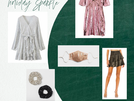 SPARKLES FOR THE HOLIDAYS | fashion