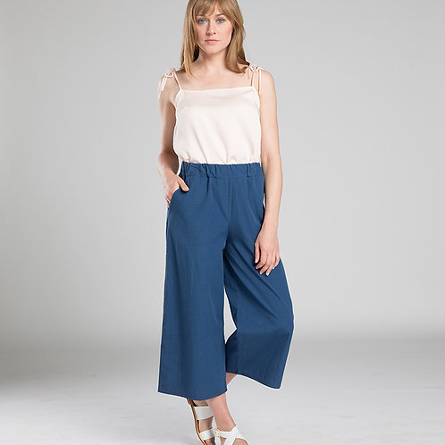 EYD -  Shipra Culotte (Blue)