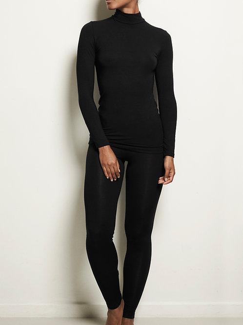 Woron - Sleek Leggings (Black)
