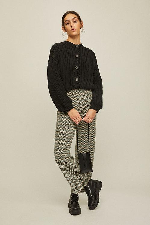 Rita Row - Litta Knit Cardigan (Black)