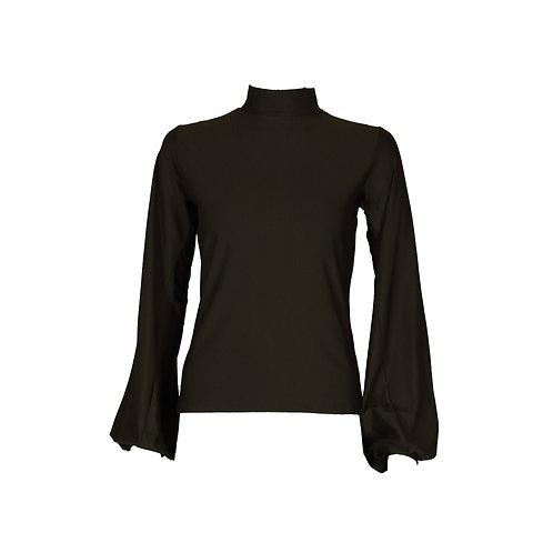 ManduTrap - Dina Shirt (Olive Green)