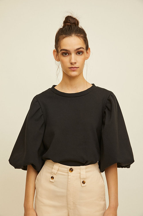 Rita Row - Atenea Knit Shirt (Black)