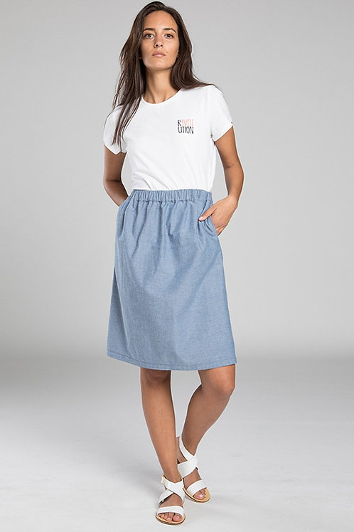 EYD -  Meena Skirt (Blue)