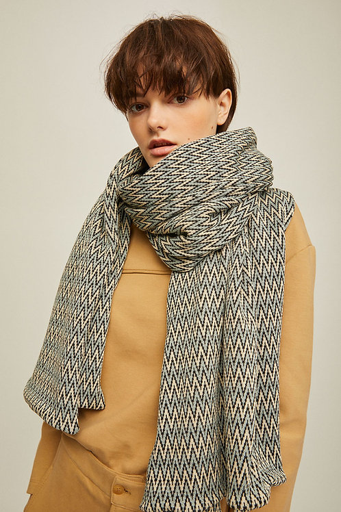 Rita Row - Afrika-Schal (mehrfarbig)