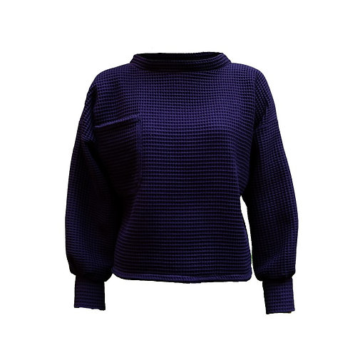 ManduTrap - Lena Sweater (Blue)