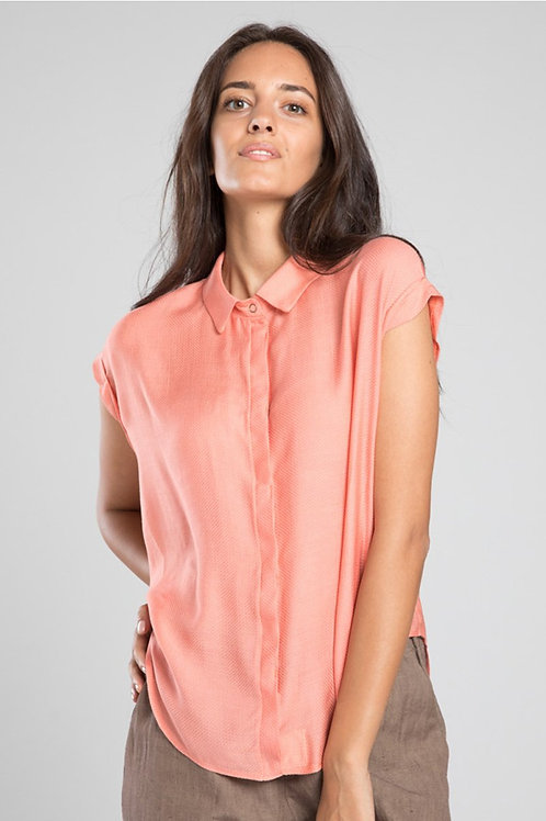 EYD -  Chikku Blouse (Grapefruit)