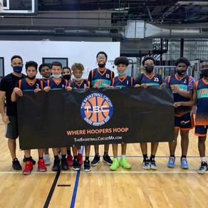 Suenos Steamroll Their Way to T.B.C. Boys FIBA East (8th) Title