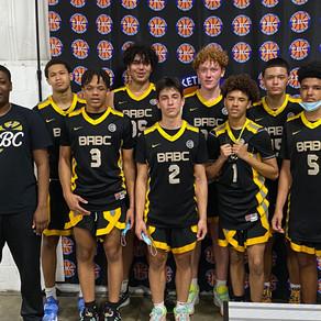 BABC wins T.B.C. G-League Boys West Championship