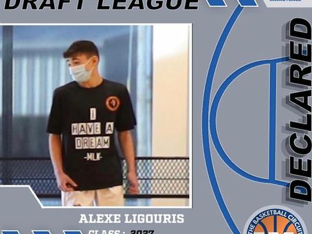 Alex Ligouris Declares for KB3 Draft