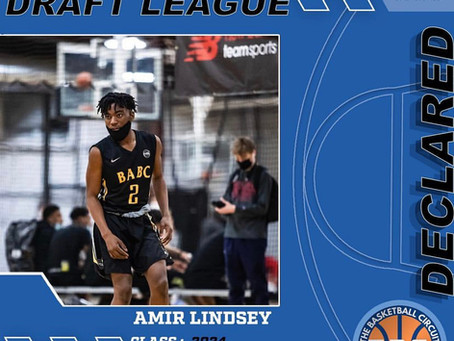 Amir Lindsey Enters KB3 Summer League Draft