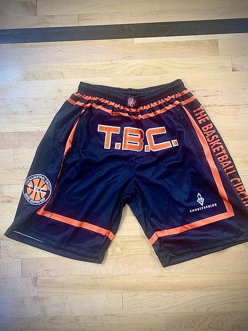 T.B.C. Gameday Shorts - Black / Black