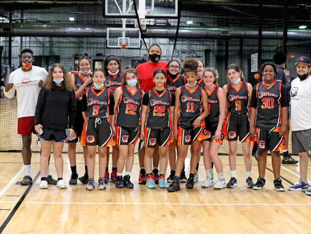 Team Synergy wins T.B.C. Girls NCAA Title in Resounding Fashion