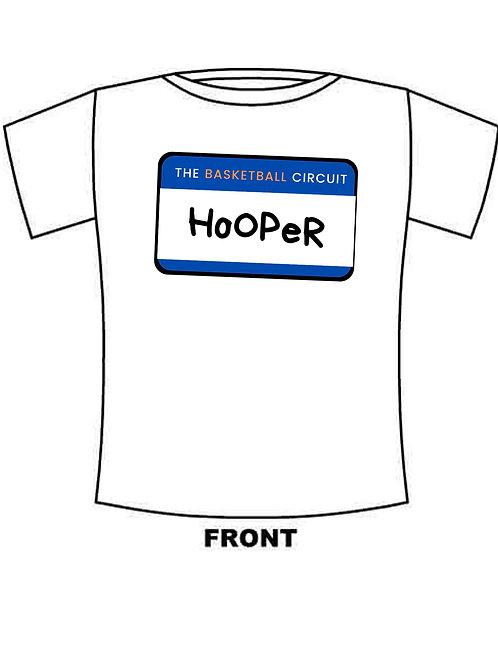 """T.B.C. """"I'm a Hooper"""" T - Blue"""