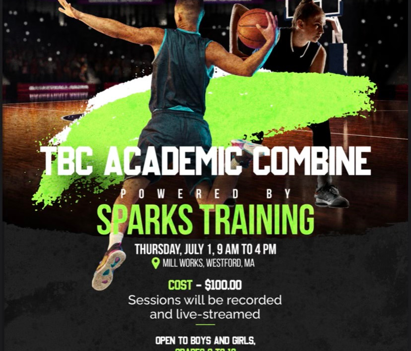 TBC Partners with Sparks Training for Academic Exposure Combine