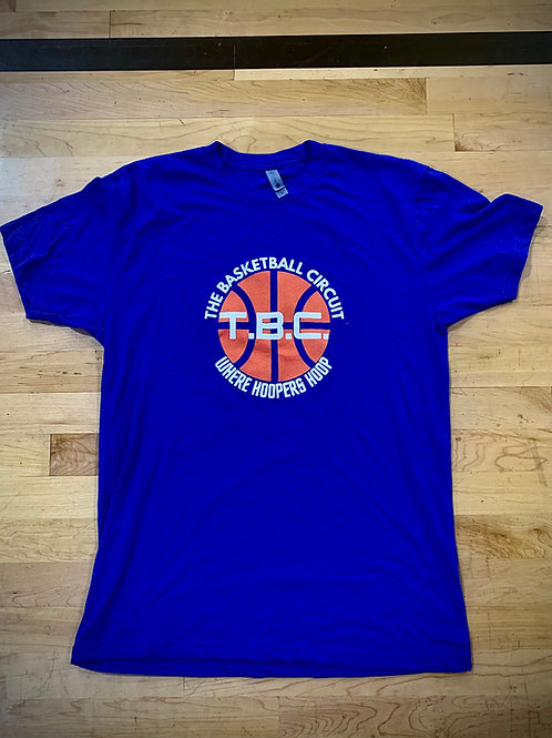 T.B.C. Official T-Shirt - Blue