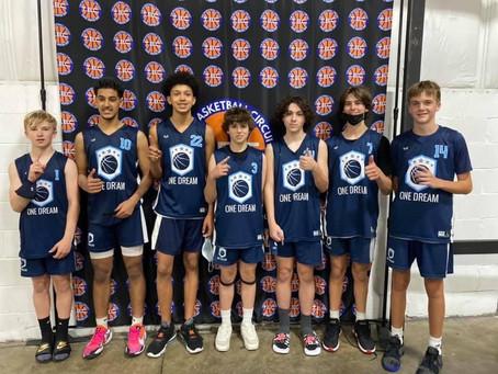 One Dream (NH) Captures T.B.C. Boys FIBA - West Championship