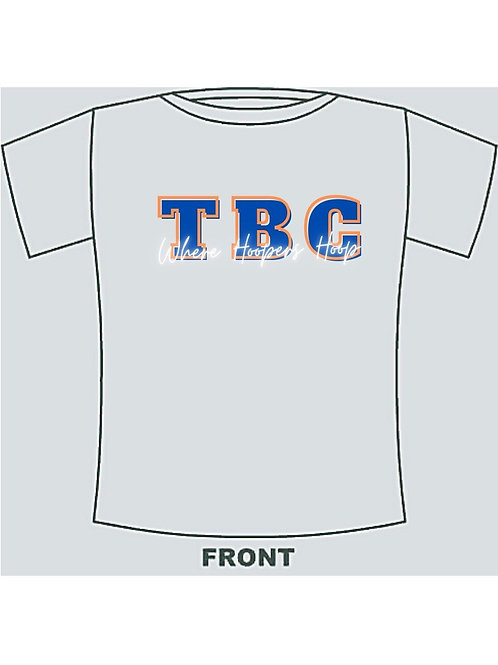 T.B.C. Where Hoopers Hoop Graphic T