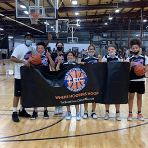 Mass Pump n' Run captures T.B.C. Girls FIBA (7th/8th) Division Championship