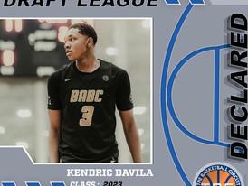 Kendrick Davila Enters KB3 Draft