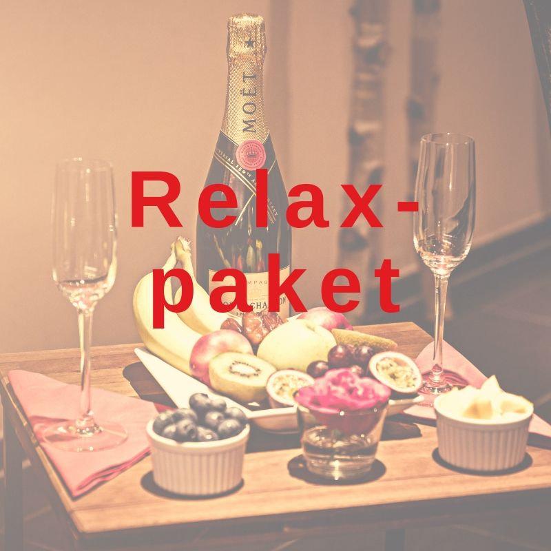 2 Stunden im Haven + Relaxpaket