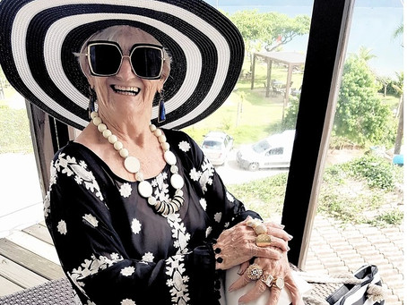 "Izaura Demari ""Grandma of Brazil"" Global Sensation"